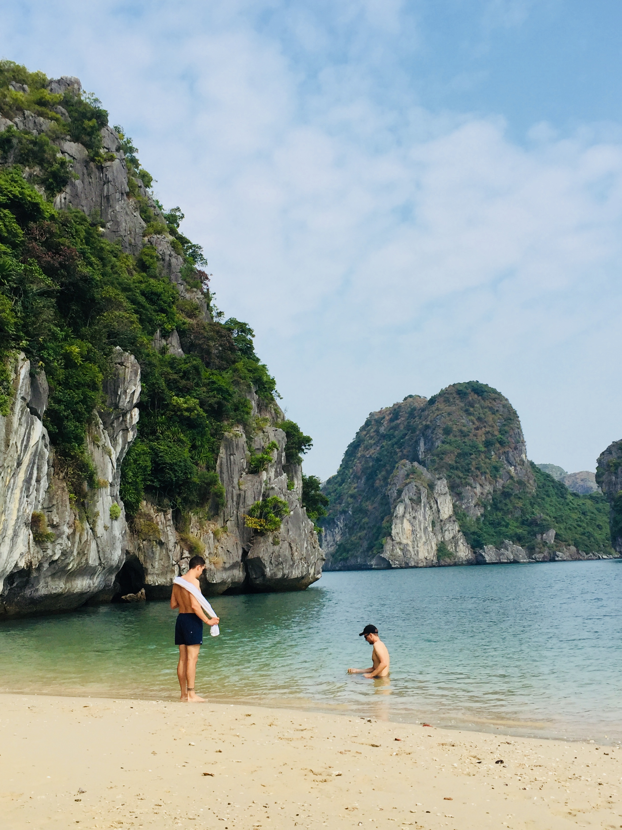 Cat Ba – 27 novembre 2019 – Excursion Bateau (Camille) (2)